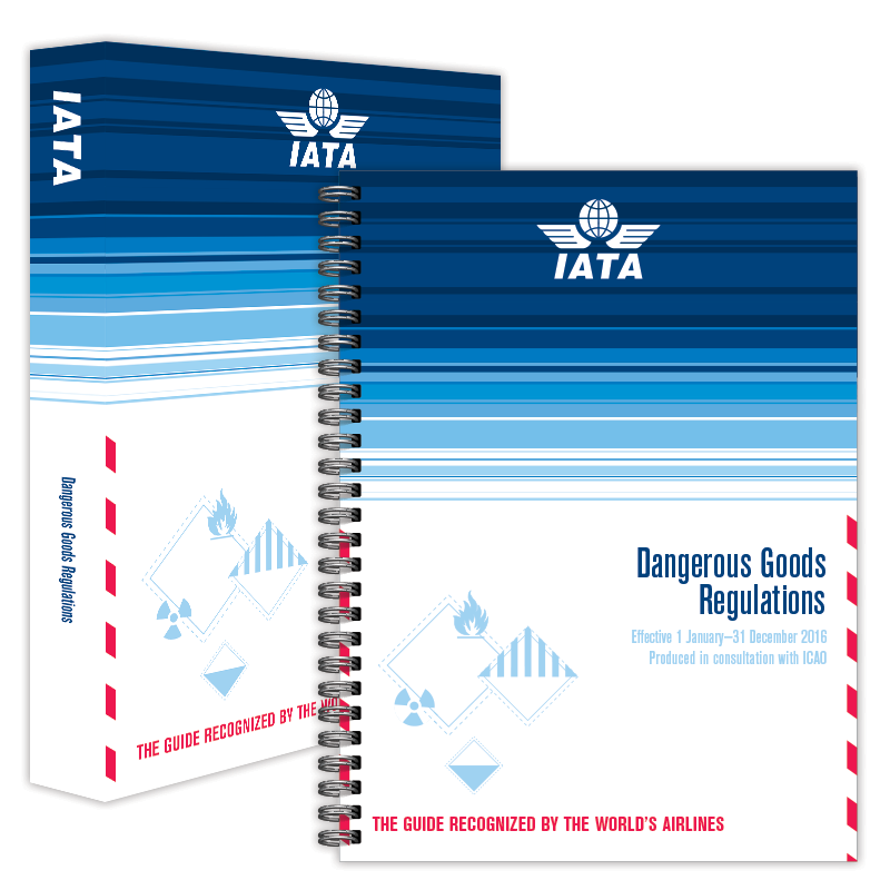 Perfect and Spiral Bound IATA Books