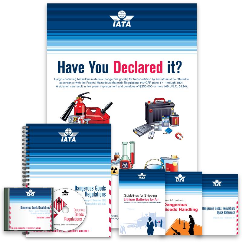IATA, Posters, Books, and Discs