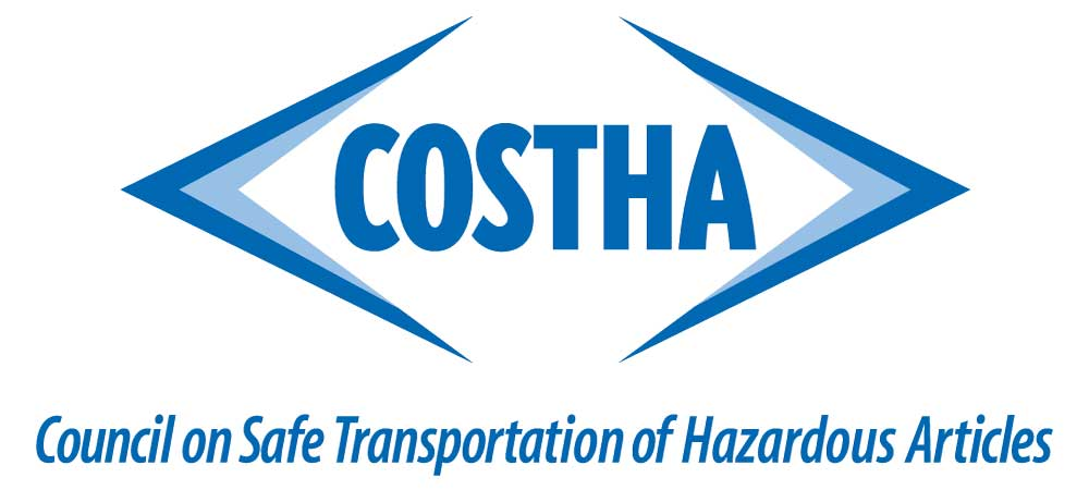 Council of the Safe Transport of Hazardous Articles (COSTHA)